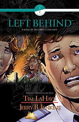Left Behind Graphic Novel (Book 1, Vol. 1)