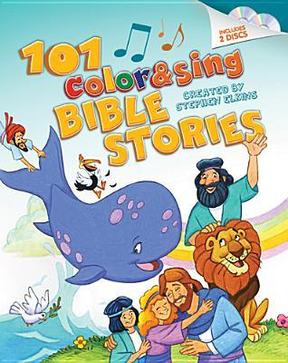 101 Color & Sing Bible Stories Descargas gratuitas de torrent para torrent