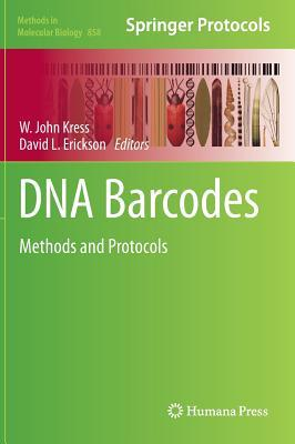 DNA Barcodes: Methods and Protocols