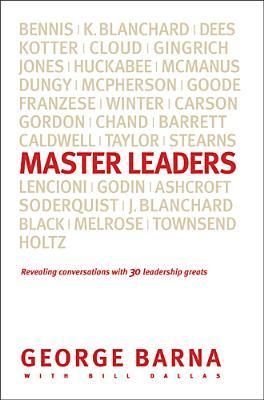 Master Leaders: Revealing Conversations with 30 Leadership Greats EPUB