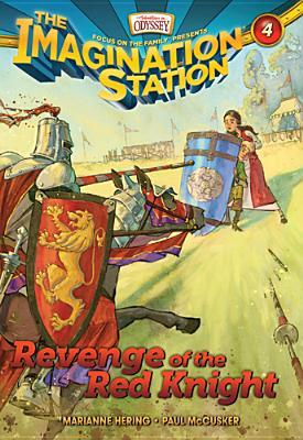 Revenge of the Red Knight (Imagination Station, #4)