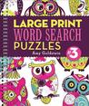 Large Print Word Search Puzzles 3