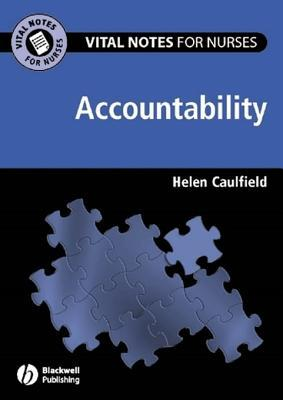 Vital Notes for Nurses: Accountability