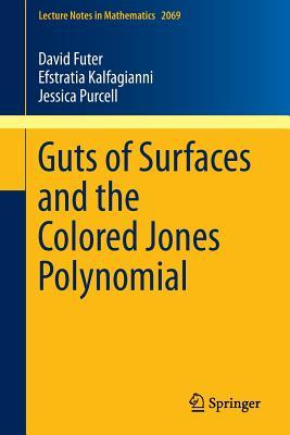 Guts of Surfaces and the Colored Jones Polynomial