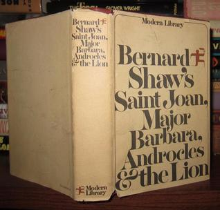 Saint Joan/Major Barbara/Androcles and the Lion