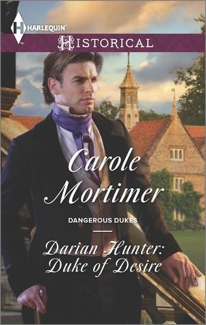 Darian Hunter: Duke of Desire (Dangerous Dukes, #3)