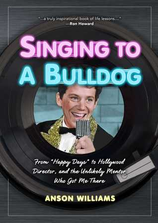 Singing to a Bulldog by Anson Williams