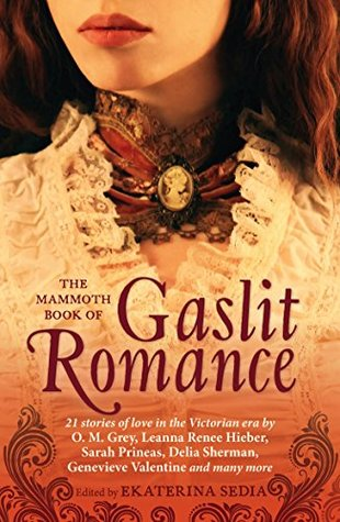 Image result for the mammoth book of gaslit romance book cover