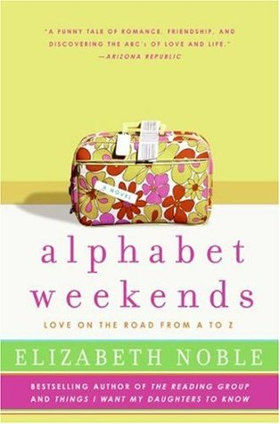 Alphabet Weekends by Elizabeth Noble