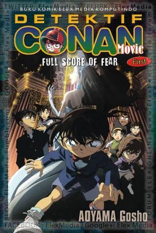 Detektif Conan Movie : Full Score Of Fear