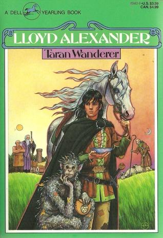 Taran Wanderer (The Chronicles of Prydain #4)