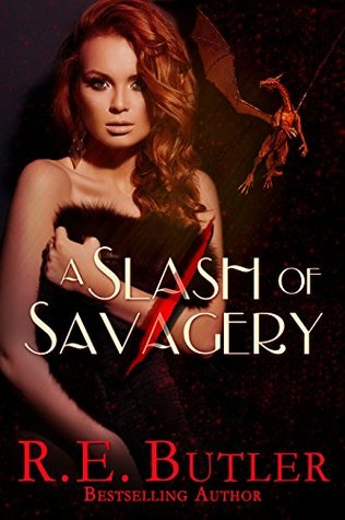 A Slash of Savagery (Wiccan-Were-Bear #8)
