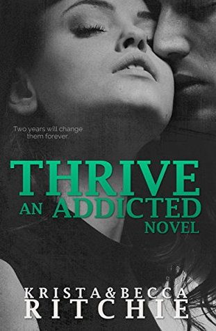 Thrive by Krista Ritchie