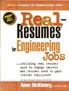 Real-Resumes for Engineering Jobs (Real-Resumes Series)