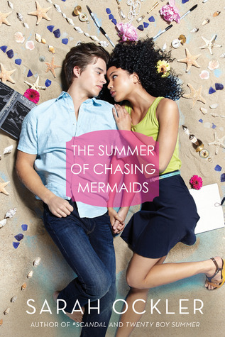 Image result for The Summer of Chasing Mermaids by Sarah Ockler
