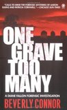 One Grave Too Many (Diane Fallon Forensic Investigation, #1)