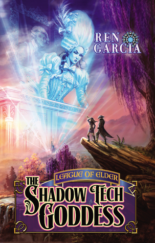 The Shadow Tech Goddess The League Of Elder 8 By Ren Garcia