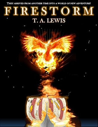 Firestorm (Merica Book 1)