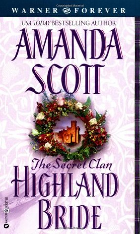 Highland Bride by Amanda Scott