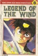 Legend of the Wind, vol. 8