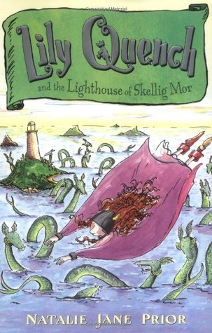 Lily Quench and the Lighthouse of Skellig Mor (Lily Quench, #4)