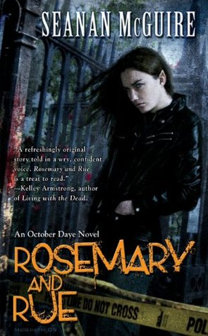 Image result for Rosemary and Rue by Seanan McGuire