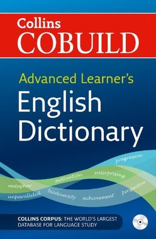 Cobuild Advanced Learner's Dictionary of British English