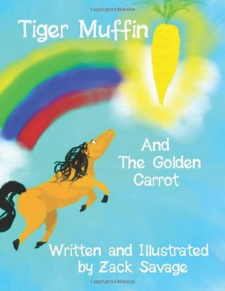 Tiger Muffin And The Golden Carrot