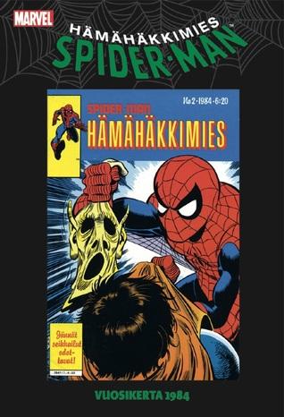 Spider-Man - Hämähäkkimies: vuosikerta 1984