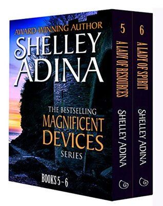 Magnificent Devices: The Mopsies Bundle, Volume 2 (Magnificent Devices, #5-6)