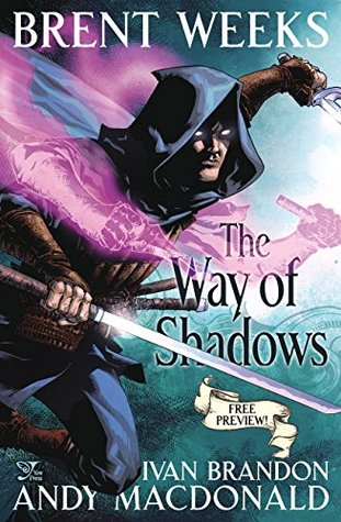 The Way of Shadows: The Graphic Novel (First Chapter Free Preview)