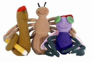 Diary of a Worm & Friends: Finger Puppet Playset