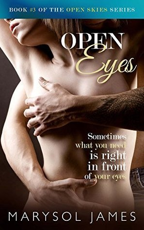 Open Eyes (Open Skies, #3)