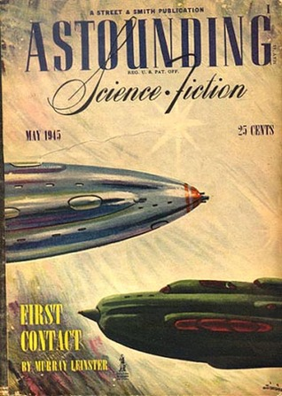 First Contact by Murray Leinster