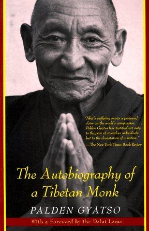 The Autobiography of a Tibetan Monk by Palden Gyatso