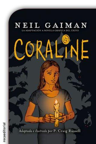 Comic book coraline