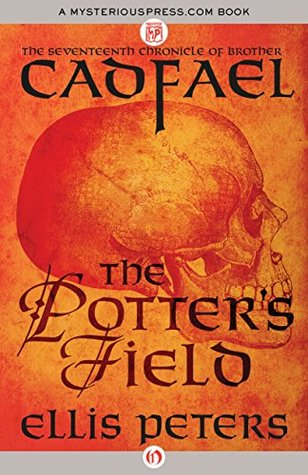 book cover: The Potter's Field, by Ellis Peters