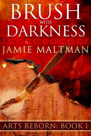Brush With Darkness by Jamie Maltman