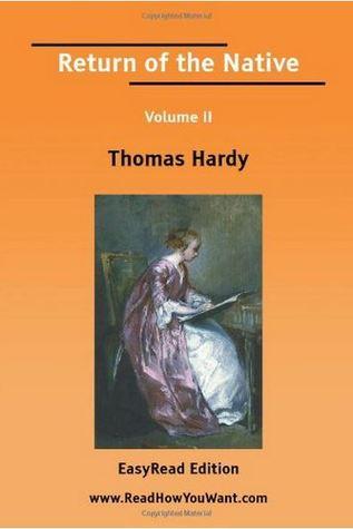 Return of the Native Vol II