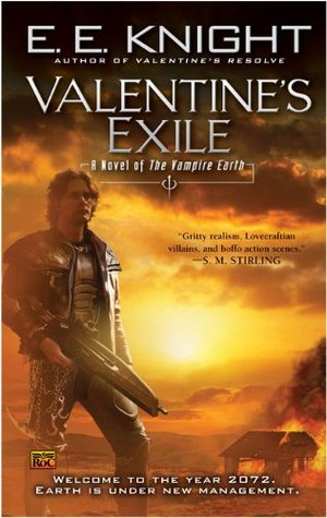 Valentine's Exile (Vampire Earth, #5)