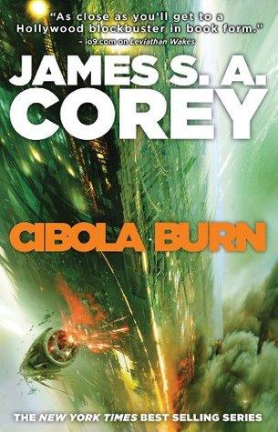 Cibola Burn(The Expanse 4) EPUB