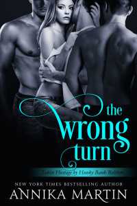 The Wrong Turn (Taken Hostage by Kinky Bank Robbers, #2)