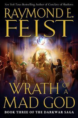Wrath of a Mad God (The Darkwar Saga, #3)