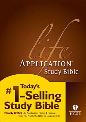 Life Application Study Bible-HCSB