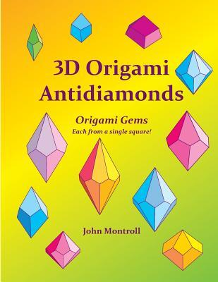 3D Origami Antidiamonds