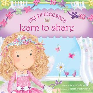 My Princesses Learn to Share (ePUB)