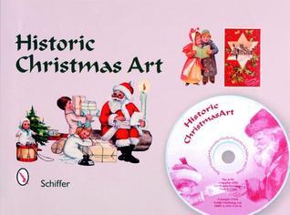 Historic Christmas Art: Santa, Angels, Poinsettia, Holly, Nativity, Children, and More