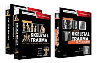 Skeletal Trauma (2-Volume) and Mencio: Green's Skeletal Trauma in Children Package: 3-Volume: Expert Consult - Online and Print