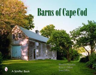 Barns of Cape Cod by Joan Dillon
