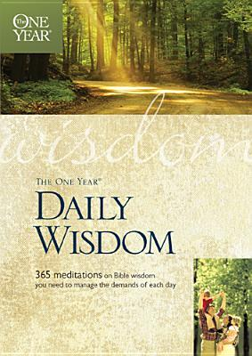 The One Year Book of Daily Wisdom
